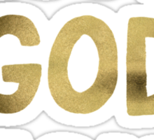 Oh My God Becky – Gold Sticker