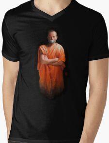 Silenced, Free Tibet  Mens V-Neck T-Shirt
