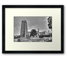 St Peter and St Paul's Church HDR Framed Print