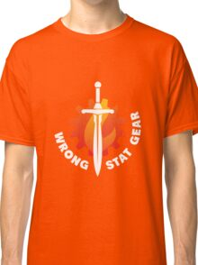 Wrong Stat Gear Classic T-Shirt