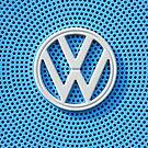 VW Camper by Kawka