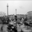 Trafalgar Square by Jonathan Jones
