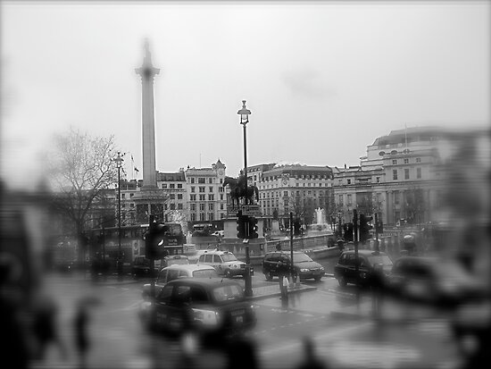 Trafalgar Square by Jonathan Jones