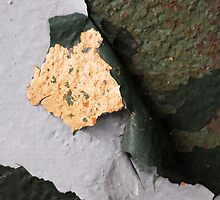 Corn Chip On Rye by Nicole Gesmondi