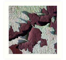 Grape Skins Art Print