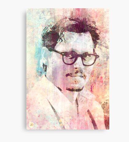 Johnny-Depp Canvas Print