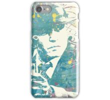johnny depp public enemies iPhone Case/Skin