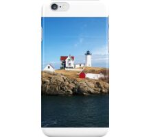At the Nubble iPhone Case/Skin