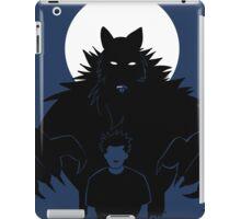 Beast in me (2) iPad Case/Skin