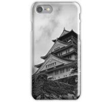 Osaka Castle, Japan iPhone Case/Skin