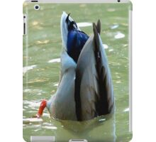 Bottom's Up Dabbling Duck iPad Case/Skin
