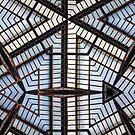 Liberty's Atrium Roof Mosaic by John Gaffen
