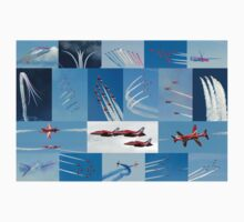 Red Arrows 2014 - 50 Display Seasons Kids Clothes