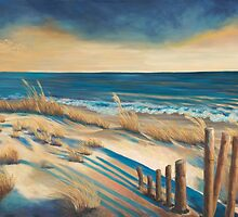 Coastal Breezes by Shawna C Elliott by ShawnaElliott