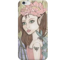 Dragonfly Fairy iPhone Case/Skin