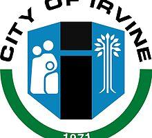 Seal of Irvine  by abbeyz71