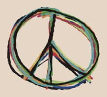 Peace in all colors by eritor