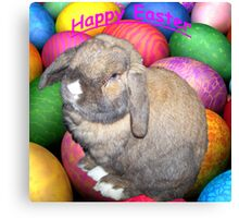 Happy Easter Everyone!! Canvas Print