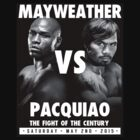 Floyd Money Mayweather VS Manny Pacman Pacquiao May 2nd 2015 by ChiefRed