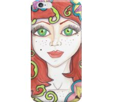 Ginger Fairy iPhone Case/Skin