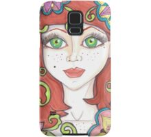 Ginger Fairy Samsung Galaxy Case/Skin