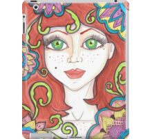 Ginger Fairy iPad Case/Skin
