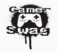 Gamer Swag Kids Clothes