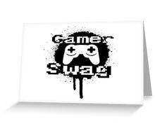 Gamer Swag Greeting Card