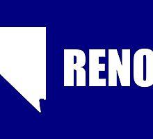 Flag of Reno  by abbeyz71