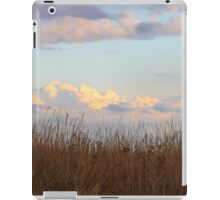 Clouds of the Dungeness Bay iPad Case/Skin