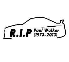 Rip Paul Walker  by Morgan Green
