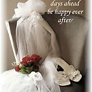 Wedding Card by Lori Walton