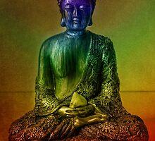 Buddha by inkedsandra