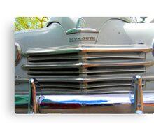 1946 Plymouth Coupe Metal Print
