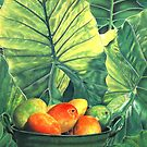 Tropical Fruit #2 by Kate Eller