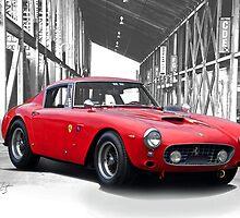 1961 Ferrari 250 GT SWB by DaveKoontz