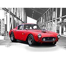 1961 Ferrari 250 GT SWB Photographic Print