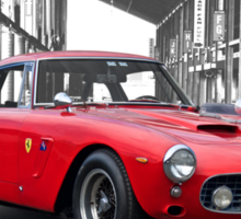 1961 Ferrari 250 GT SWB Sticker