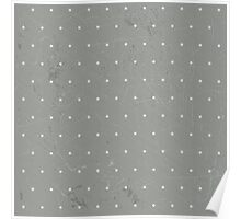 Polka dots background Poster