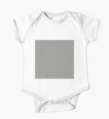 Polka dots background One Piece - Short Sleeve