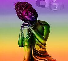 Om Buddha by inkedsandra