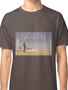 North by Northwest alternative movie poster Classic T-Shirt