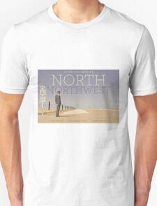 North by Northwest alternative movie poster Unisex T-Shirt