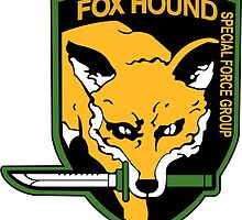 Fox Hound by peppepro13