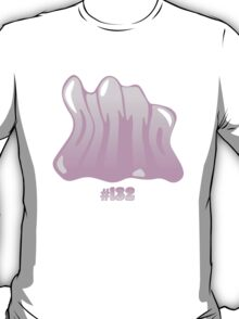 Pokemon - #132 Ditto (graffiti style) T-Shirt