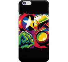 Pop Avengers iPhone Case/Skin