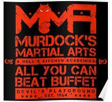 MMA - Murdock's Martial Arts (V05 - The LONG story) Poster