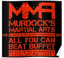 MMA - Murdock's Martial Arts (V05 - The LONG story) Poster