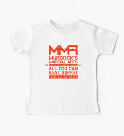 MMA - Murdock's Martial Arts (V05 - The LONG story) Baby Tee