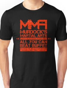 MMA - Murdock's Martial Arts (V05 - The LONG story) Unisex T-Shirt
